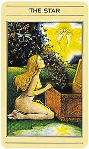 mythic tarot the star