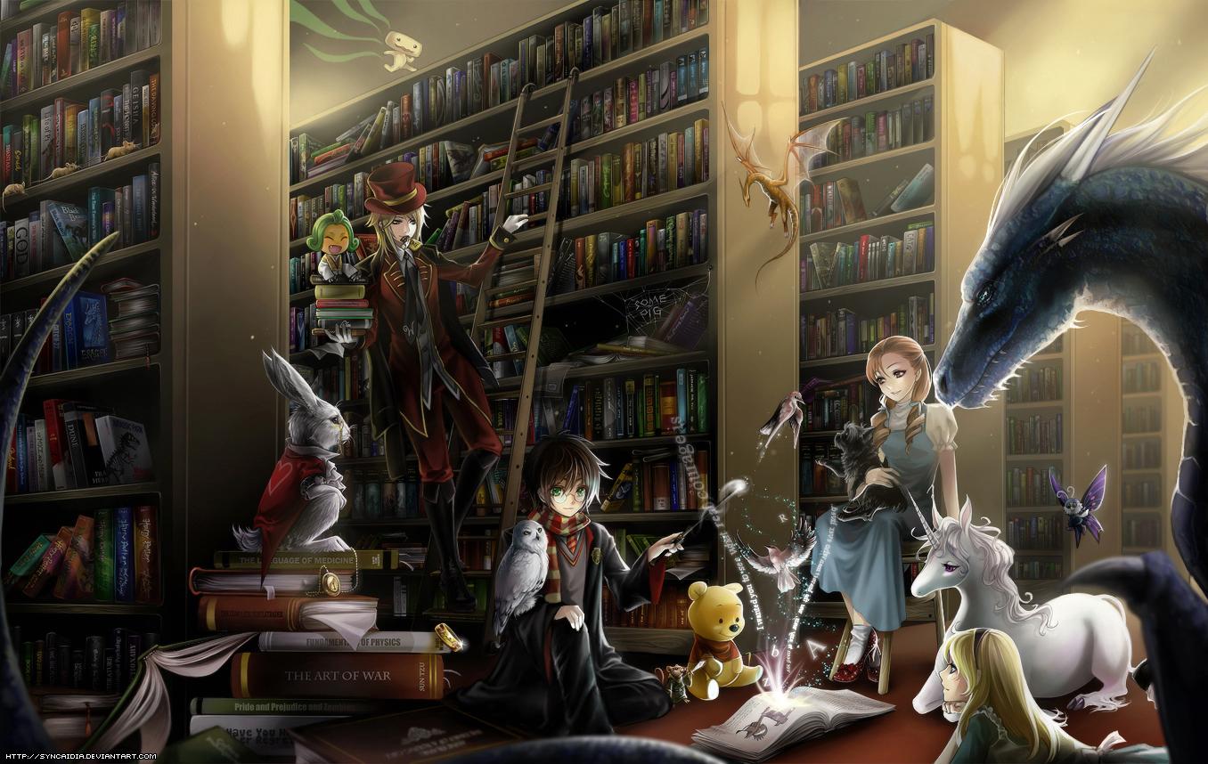 literature to life