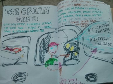 the ice cream game